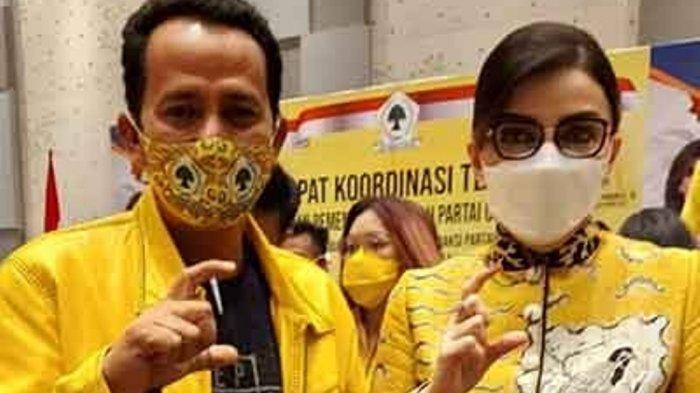 Terkait Masalah di Tubuh Partai Golkar Sulut, Saiful Ambarak: Kami Tetap Solid Dukung CEP