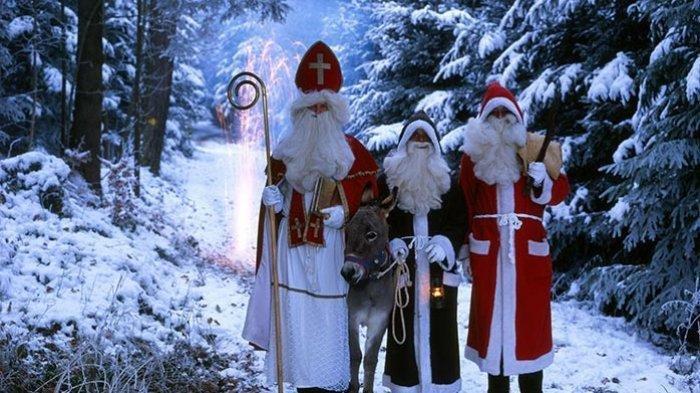 Tradisi Unik dan Meriah Merayakan Natal di Seluruh Dunia, Festival Lampion hingga Saint Nicholas Day