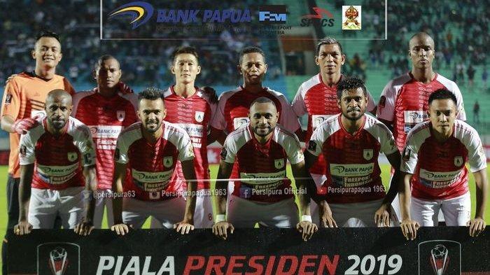 Laga Persipura Vs Bali United Ditunda Akibat Kota Jayapura Rusuh