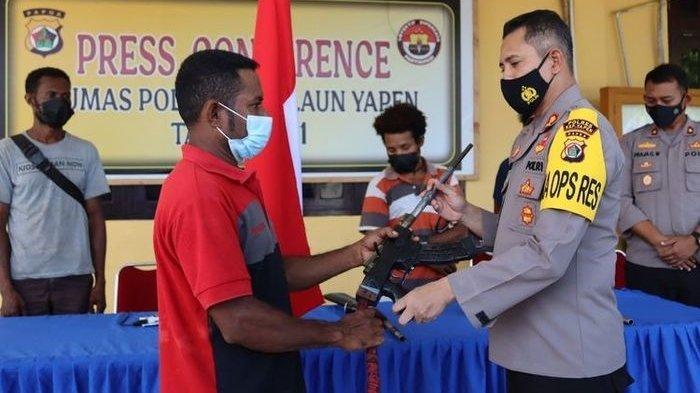 Kisah Perwira Polisi Penakluk Hati KKB 'Menyerang Tanpa Pasukan dan Menang Tanpa Merendahkan'