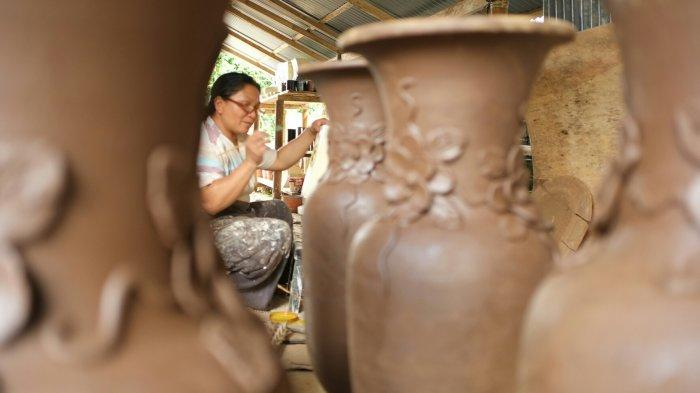 Wisata Budaya, Berkunjung ke Desa Pulutan, Melihat Tradisi Pembuatan Gerabah Khas Minahasa
