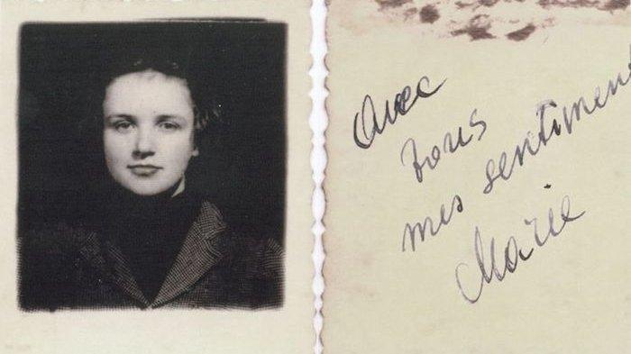 Salah satu wanita Yahudi yang diselamatkan Tatsuo Osako.