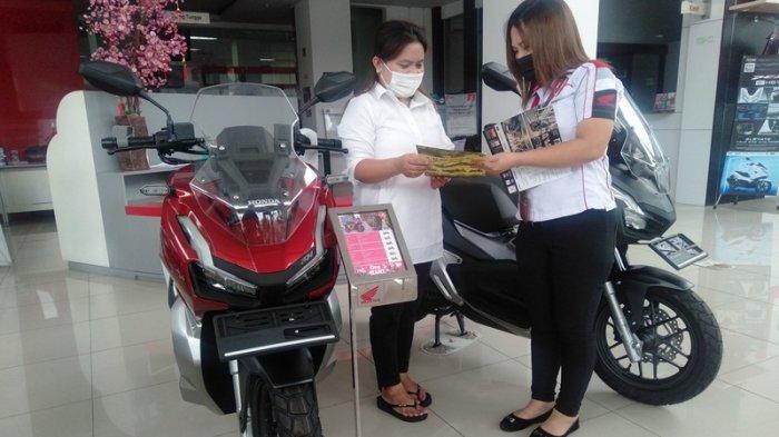 Penjualan Motor Honda Tembus 6 Ribuan Unit di Sulut, Gorontalo dan Malut