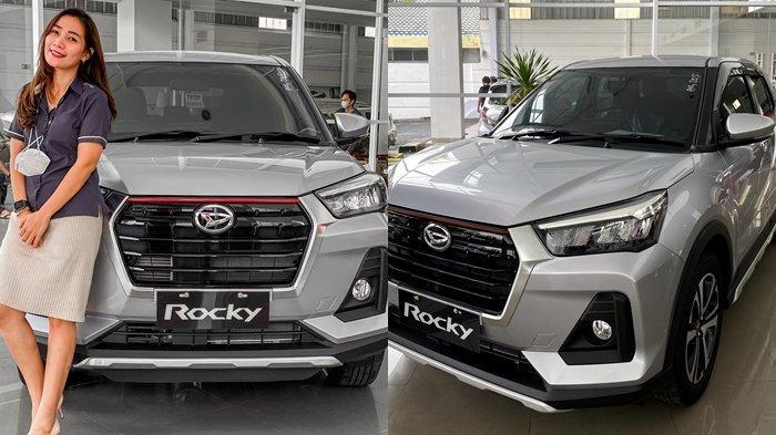 Minggu Depan Daihatsu Rocky Mengaspal di Sulut, Konsumen Sudah Bisa Ikut Test Drive