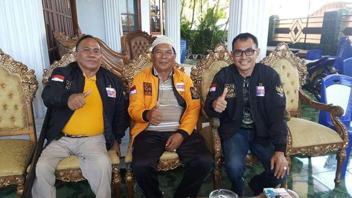 Salihi Mokodongan Jabat Ketua DPC Hanura Bolmong