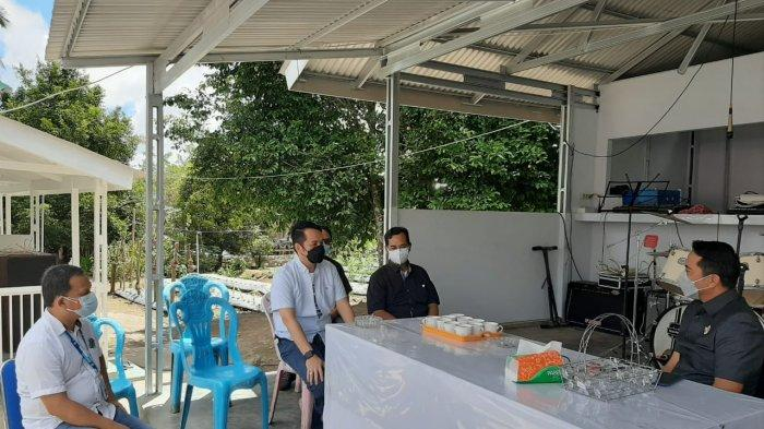 Bupati Boltim Sachrul Mamonto Akrab Bersama Pimpinan Tribun Manado, Cerita saat Terpapar Covid