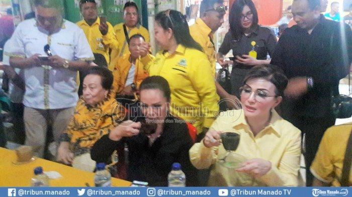 Bupati Minsel ikut Jejak Jokowi Ngopi di Jarod
