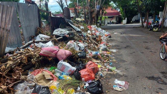 Raih Banyak Piala Adipura, Sampah di Bitung Sering Telat Diangkut