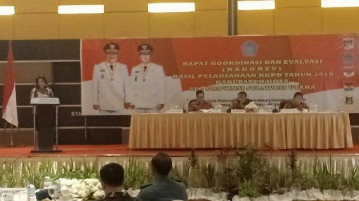 Bupati Sitaro Sampaikan Sepuluh Permasalahan ke Gubernur Sulut, Mulai dari Jalan Sampai Air Bersih