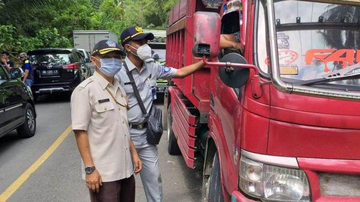 Tiga Hari Lakukan Razia, Samsat Bolsel Temukan Ratusan Juta Tunggakan Pajak Kendaraan