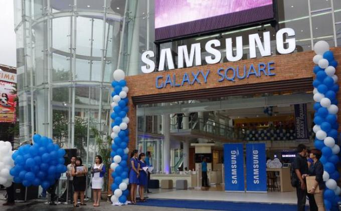 Samsung Resmikan Cabang Dan Pusat Servis Di Manado Tribun Manado