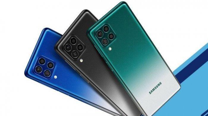 Samsung Galaxy F62, Punya Baterai Capai 7.000 mAh, Dijual Harga Rp 4 Jutaan, Ini Spesifikasi Lengkap