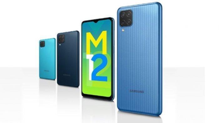 Samsung Galaxy M12 Dibekali Fitur Canggih dan Dijual Rp 1,8 Jutaan, Ini Spesifikasi Lengkapnya