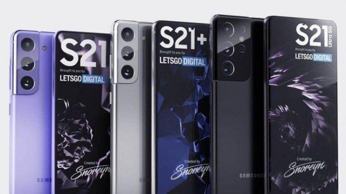 Berikut Harga Samsung Galaxy S21, Miliki Spesifikasi Mumpuni dan Resolusi Kamera 108 MP