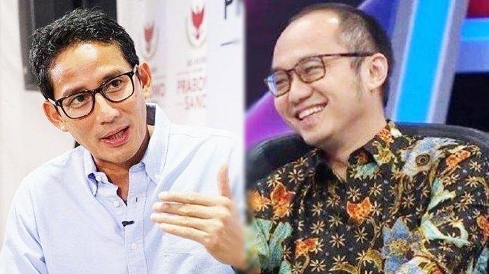 Sandiaga Blak-blakan soal Peluang di Pilpres Nanti, Yunarto Analisa 4 Sosok yang Akan Maju Nanti