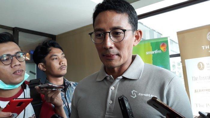 Sandiaga Uno mengaku, telah membiayai sebagian besar kampanye untuk pemilihan Gubernur DKI Jakarta 2017 dan pemilihan presiden 2019 lalu.