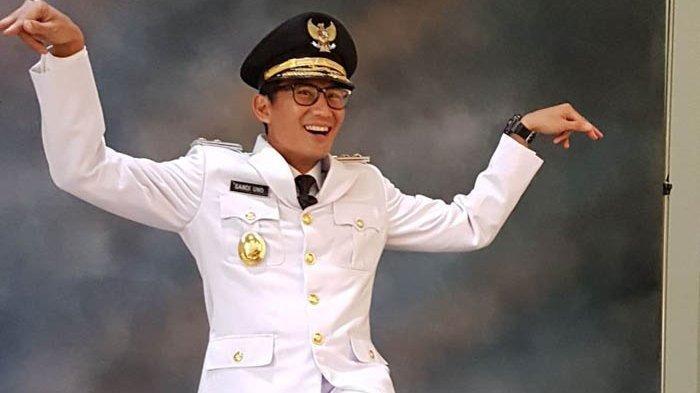 Tanggapan TKN Jokowi-Ma'ruf, Terkait Isu Sandiaga Kembali Jadi Wagub DKI: Silakan Saja Berproses