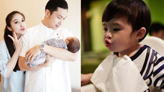 Sandra Dewi dan Harvey Moeis Sampai Ngakak saat Lihat Raphael Tiru Aksi YouTuber NexCarlos