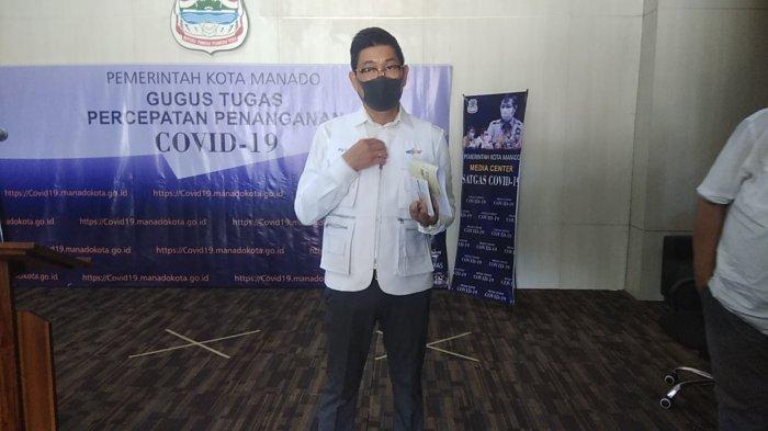 Sanil Marentek: Kota Manado Zona Orange, Terima Kasih Kedisiplinan Masyarakat