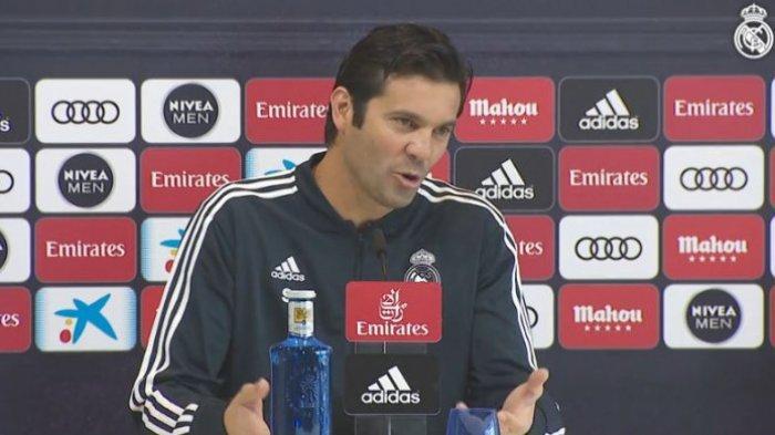Santiago Solari Tidak Kaget Ledakan Vinicius Junior di Real Madrid