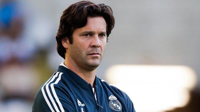 Santiago Solari Contek Strategi Zinedine Zidan di Real Madrid