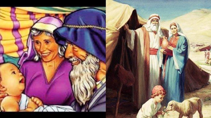 Sosok Sarah Istri Abraham, Namanya Sama dengan Anak Ahok, Penuh Belas Kasih Tapi Terjebak Kesalahan