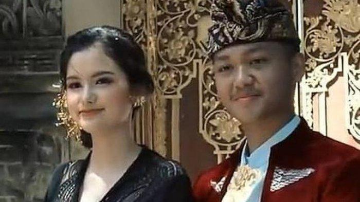 Azriel Hermansyah dan Sarah Menzel Rayakan Anniversary Pertama, Jiel Ajak sang Pacar Naik Helikopter