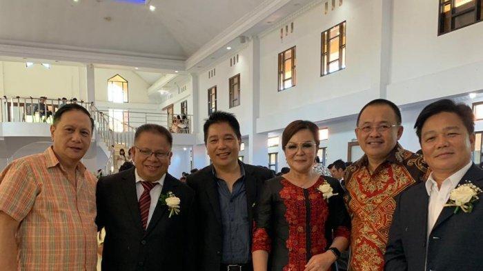 Dikabarkan Bakal Duet Dengan SAS di Pilwako 2020, Wenny Lumentut : Air Masih Kabur