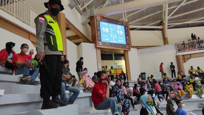 Seperti ini Penerapan Protokol Kesehatan di Tengah Gelaran PON XX Papua 2021