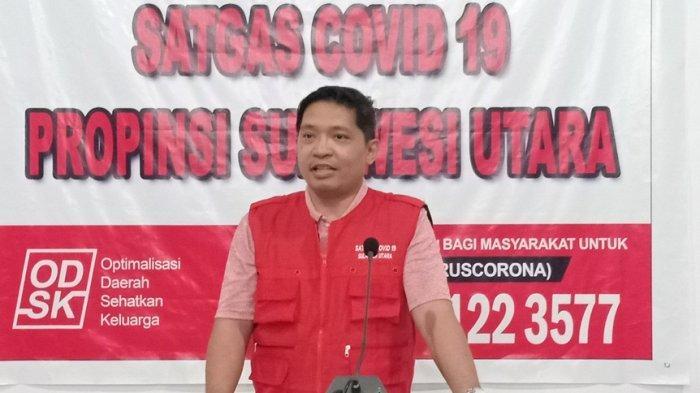 Pasien Virus Corona di Manado Meninggal, Dandel: Yang Bersangkutan Menolak Lakukan Penindakan