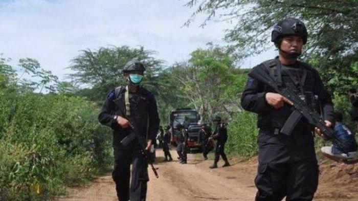 Ikut Buru Kelompok Teroris Ali Kalora di Poso, Koopgabsus Tricakti TNI Sempat Dilempari Bom
