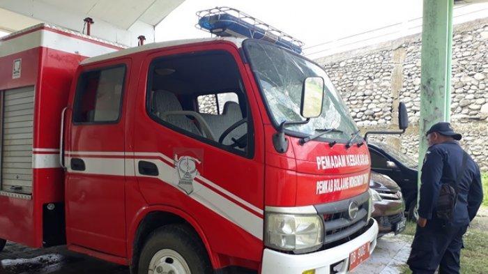 20 Personil Sat Pol PP Diseleksi Jadi Petugas Pemadam Kebakaran