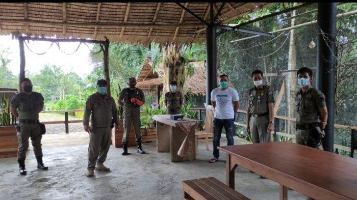 Satpol PP Gelar Patroli, Sasar Siswa yang Nongkrong di Saat Jam Belajar