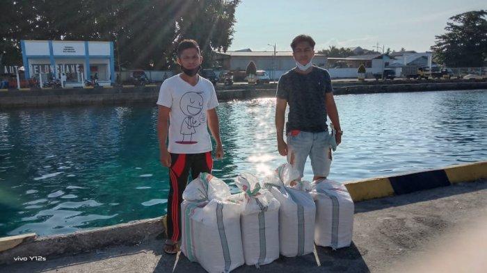 Polres Talaud Gagalkan Penyeludupan Cap Tikus dari Manado Melalui Pelabuhan Melonguane