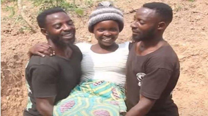 Sosok Marie Josiane Gadis yang Nikahi Pria Kembar, Harus Atur Jadwal Tiap Hari, Kini Nantikan Anak