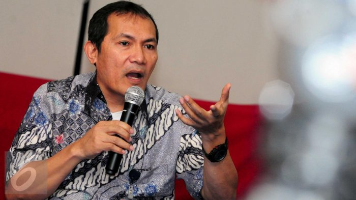 Wakil Ketua KPK Ingin Bertemu Firli Cs, Saut Mengaku Ingin Jelaskan ''Medan Perang'' KPK