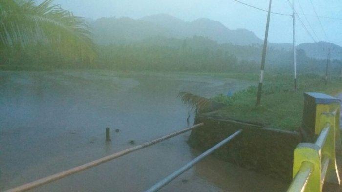 Boltim: Awi Sebut Empat Hektar Sawah Teremdam air