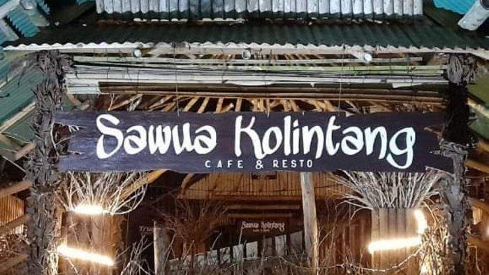 FOTO Sawua Kolintang Café n Resto Hadir di Tomohon, Tawarkan Wisata Kuliner berpadu Budaya Minahasa