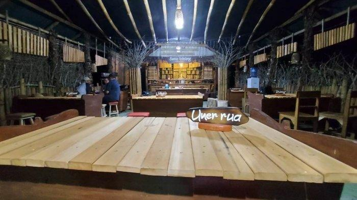 Goyang Lidah Sembari Asa Karsa di Sawua Kolintang Cafe n Resto Tomohon