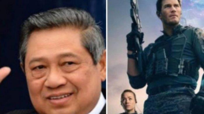 SBY Main Film Holywood Tomorrow War, Perankan Karakter Sosok Kepercayaan Orang Asia, Ini Sinopsisnya