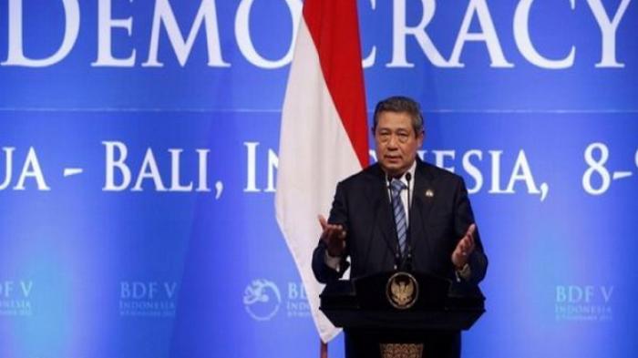 Demokrasi 'Cacat' Jika Kudeta Berhasil, SBY: Tiba-tiba dengan Kekuasaan dan Uang . .