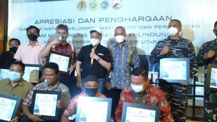 23 Orang Pejuang Konservasi Terima Penghargaan dari KSDAE, Wiratno: Semua Lini Berperan Aktif