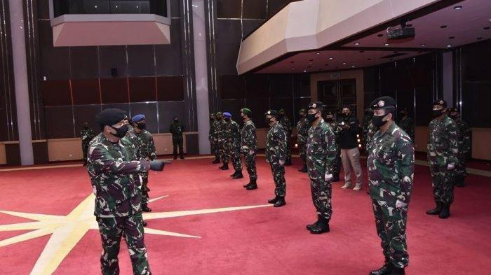 Terbaru: 25 Perwira TNI Naik Pangkat, Sosok Jenderal Baru hingga Pangkat Baru Wakasad M Fachruddin