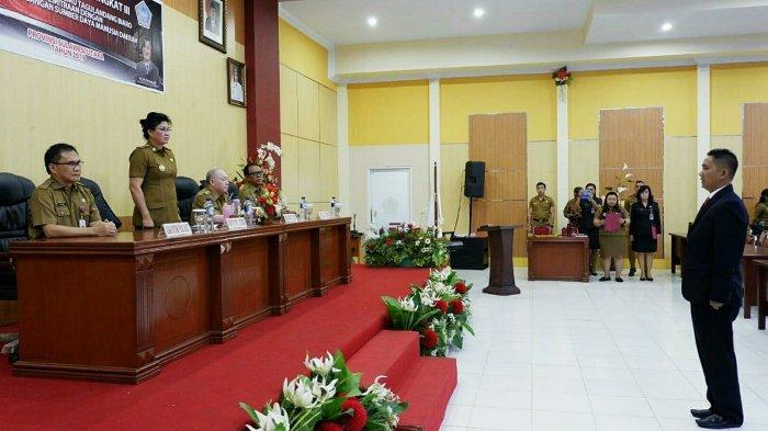 30 Pejabat Eselon III Sitaro Digembleng Dalam PIM III Selama Tiga Bulan