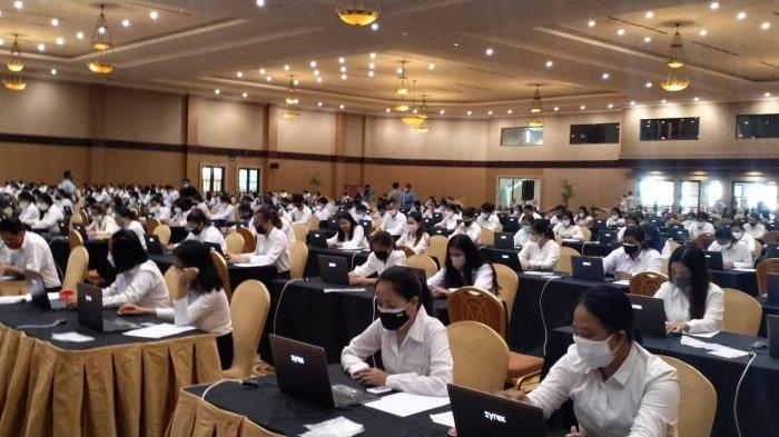 25 Pelamar CPNS Mitra Gugur di Tes Seleksi Kompetensi Dasar