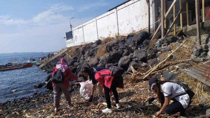 Sebanyak 770.135 Kilogram Sampah Plastik Berhasil Diangkat dalam WCD Sitaro