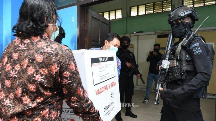 Cek Daftar Nama Provinsi di Indonesia yang Sudah Menerima Vaksin Covid-19