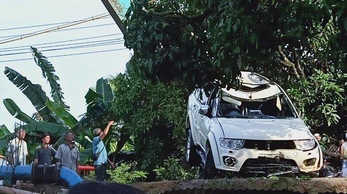 KRONOLOGI Kecelakaan Maut Tadi Pagi yang Tewaskan 4 Orang, Mobil Hilang Kendali Usai Hindari Anjing