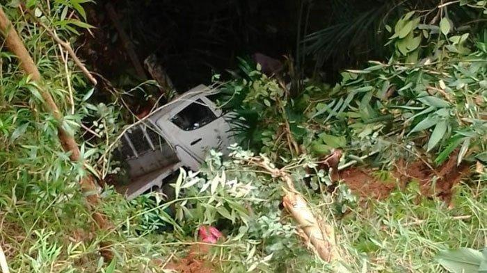 Kecelakaan Maut, 3 Orang Tewas di Lokasi Termasuk Kedua Orang Tua Sopir, Korban Pulang Pernikahan