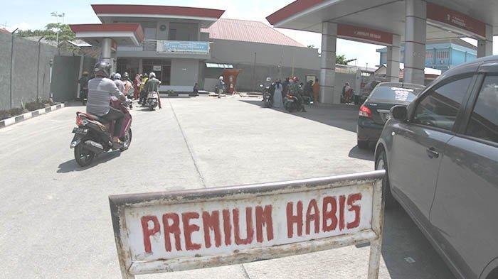 Penjelasan Pertamina Terkait Kabar Premium Akan Dihapus Tahun Depan